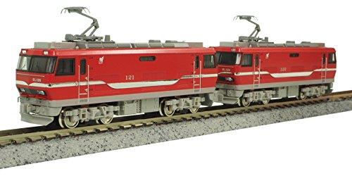 グリーンマックス Nゲージ 名鉄EL120形電気機関車 2両 M+T セット 動力付き 30655