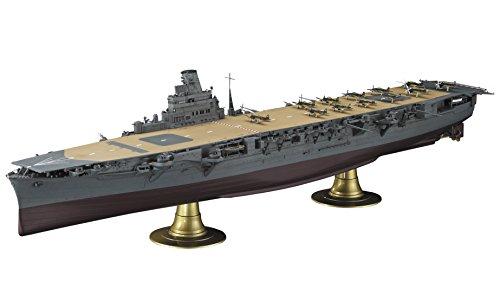 ハセガワ 1/350 日本海軍 航空母艦 隼鷹 プラモデル Z30  【北海道・九州は250円、沖縄は2500円別途料金が加算されます】
