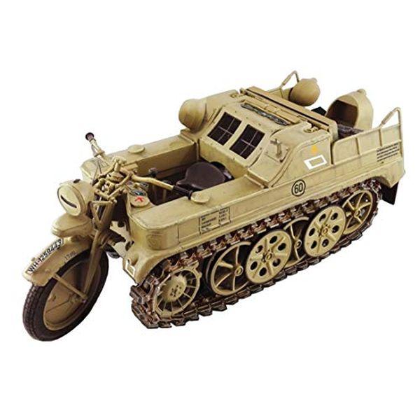 イタレリ 1/9 WW.II ドイツ軍 ケッテンクラート プラモデル IT7404