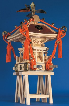 1/5 喧嘩神輿 【北海道・九州は250円、沖縄は1600円別途料金が加算されます】