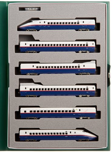 KATO 10-377 E2系 新幹線(あさま)基本6両セット 【北海道・九州は300円、沖縄は1300円別途料金が加算されます】