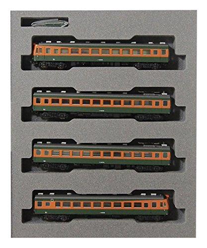 KATO 10-1384 80系300番台 飯田線 4両セット 【北海道・九州は300円、沖縄は1300円別途料金が加算されます】