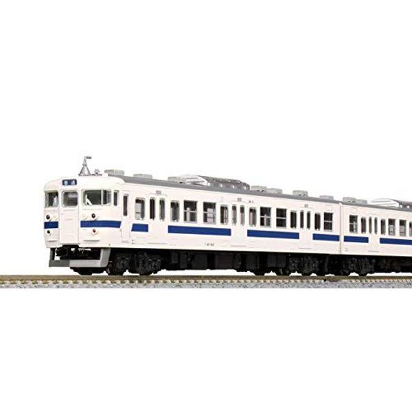 KATO Nゲージ 415系 常磐線 ・ 新色 4両増結セット 10-1536 鉄道模型 電車