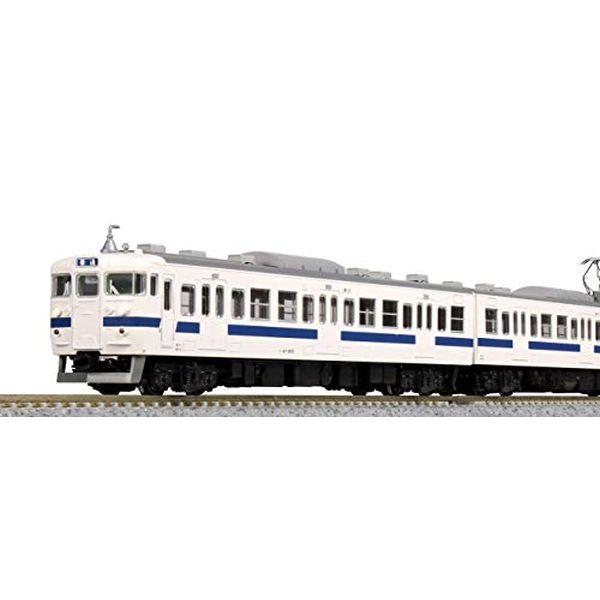 【沖縄へ発送不可です】KATO Nゲージ 415系 常磐線 ・ 新色 4両セット 10-1537 鉄道模型 電車