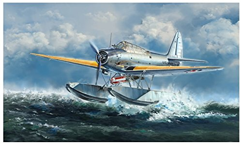 グレートウォールホビー 1/48 第二次世界大戦 アメリカ海軍 TBD-1A デバステーター 水上機型 プラモデル L4812
