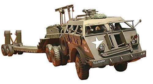 1/35 ミリタリーミニチュアシリーズ No.230 アメリカ 40トン戦車運搬車 ドラゴンワゴン 35230