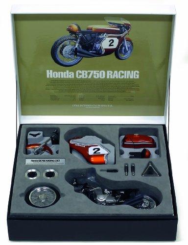 【沖縄へ発送不可です】1/6 コレクターズクラブスペシャル 1/6 Honda CB750 レーシング(セミアッセンブルモデル) 23210