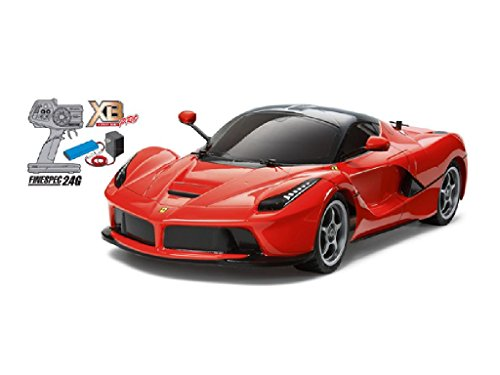 1/10 XBシリーズ No.169 XB ラ フェラーリ (TT-02シャーシ) プロポ付き塗装済み完成品 57869