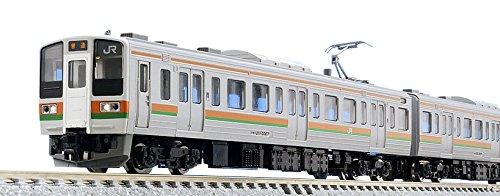 TOMIX 98646 211 3000系近郊電車(高崎車両センター・6両編成)セット 【北海道・九州は250円、沖縄は1600円別途料金が加算されます】