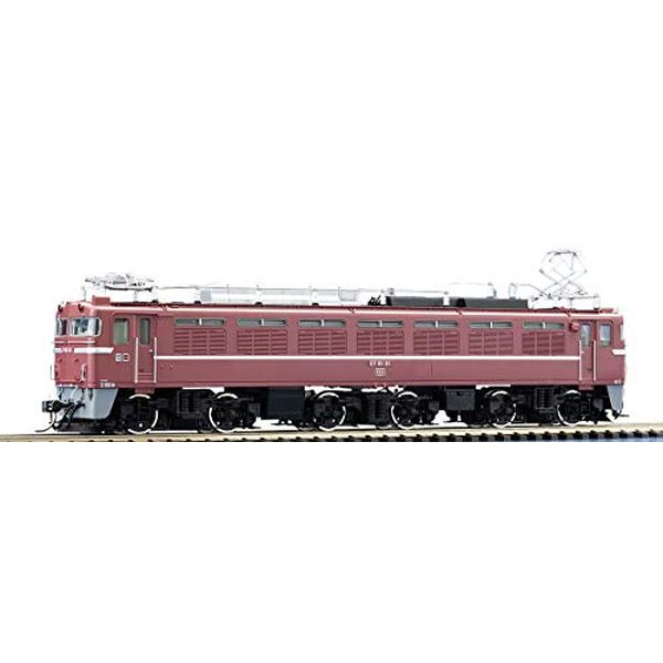 TOMIX HOゲージ EF81形 81号機 お召色 PS HO-2506 鉄道模型 電気機関車