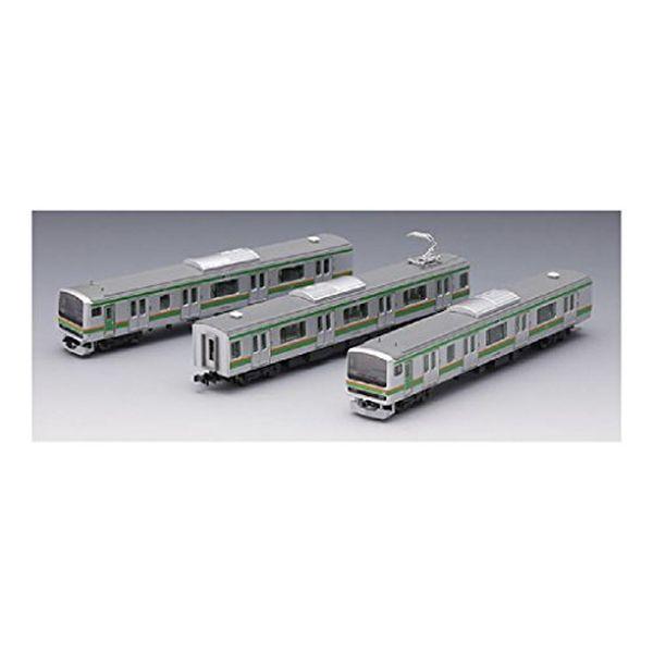 TOMIX Nゲージ E231-1000系 東海道線 増結A3両セット 92371 鉄道模型 電車