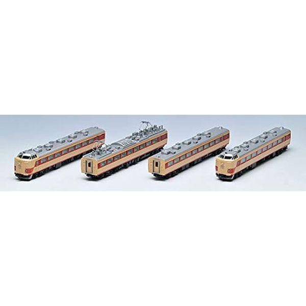 TOMIX Nゲージ 485 200系 基本セット 92425 鉄道模型 電車