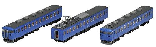 TOMIX Nゲージ 92552 475系電車 (北陸本線・青色)セット (3両) 【北海道・九州は300円、沖縄は1300円別途料金が加算されます】