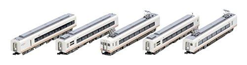 TOMIX Nゲージ 近畿日本鉄道 21000系 アーバンライナーplus 増結セット 5両 98292 鉄道模型 電車  【北海道・九州は250円、沖縄は1600円別途料金が加算されます】