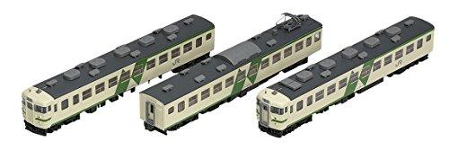 【沖縄へ発送不可です】TOMIX Nゲージ 169系 松本運転所 ・ 改座車 基本セット 3両 98293 鉄道模型 電車