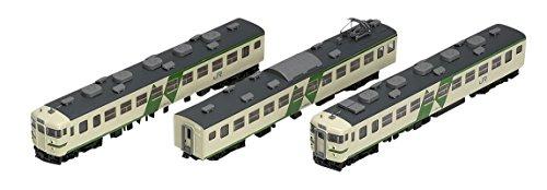【沖縄へ発送不可です】TOMIX Nゲージ 169系 松本運転所 ・ 改座車 増結セット 3両 98294 鉄道模型 電車
