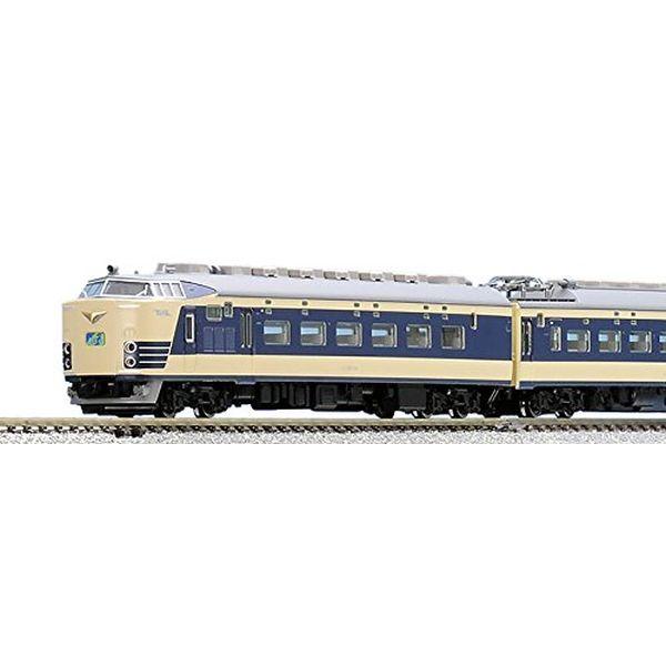 TOMIX Nゲージ 583系 クハネ581シャッタータイフォン 基本セット 98625 鉄道模型 電車