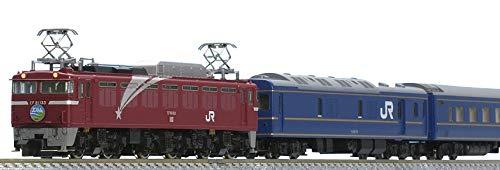 TOMIX Nゲージ EF81 ・ 24系 特急寝台客車 エルム セット 7両 98642 鉄道模型 客車  【北海道・九州は250円、沖縄は1600円別途料金が加算されます】