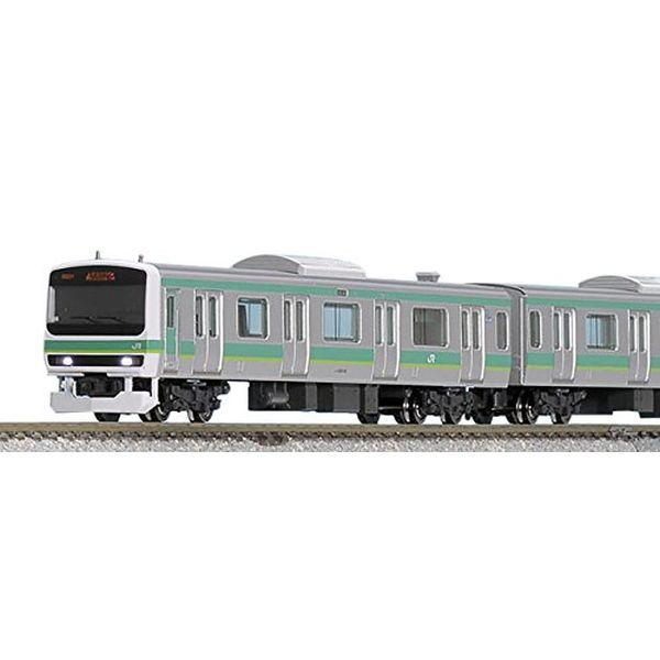 TOMIX Nゲージ 限定 E231 0系 常磐線 松戸車両センター 118編成 セット 98966 鉄道模型 電車