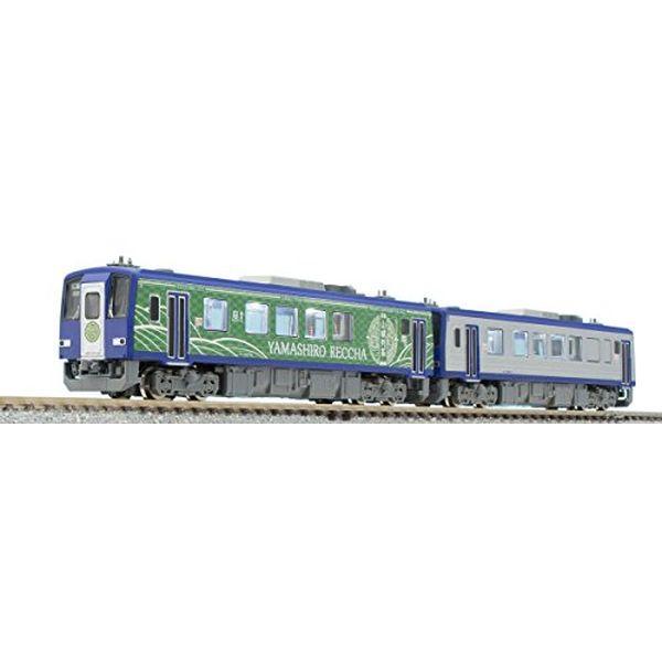 TOMIX Nゲージ 限定 キハ120 0形ディーゼルカー 関西線 ・ 京都山城列茶 セット 2両 98985 鉄道模型 ディーゼルカー