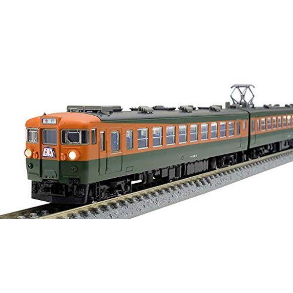 TOMIX Nゲージ 限定 169系 急行 妙高 ・ 冷房準備車 室内灯入り セット 98998 鉄道模型 電車