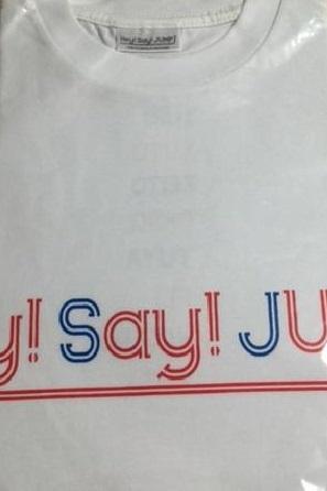 【新品】Hey!Say!JUMP・・【 Tシャツ】・2013 tour☆ コンサート会場販売グッズ