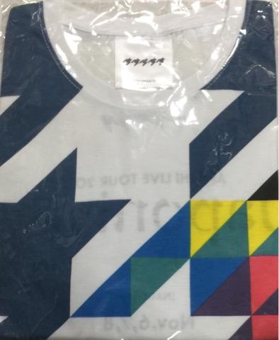 【新品】嵐  ARASHI・・【Tシャツ】・・ Japonism 2015 Tour コンサート会場販売グッズ