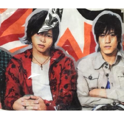 【新品】 NEWS・【タオル】・・Pacific Tour 限定タオル コンサートグッズ