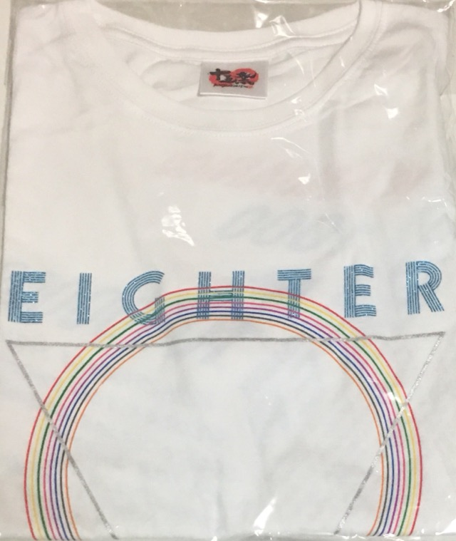 【新品】関ジャニ∞・2019・【Tシャツ】・T to U・15周年・・15周年記念の5大ドームツアー「十五祭」最新コンサート会場販売グッズ ♡