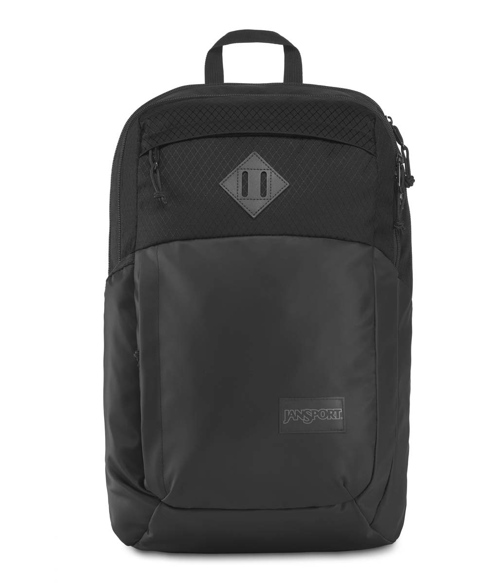【公式】JANSPORT リュック ジャンスポーツ FREMONT - BLACK MATTE COATED 600D - JS0A3P1961E