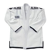 【送料無料】ALMA スーパーノヴァ 国産柔術着 白 A1号【スポーツ館】
