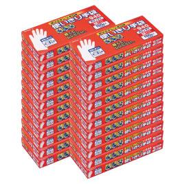 エステー化学 ポリエチレン使いきり手袋(24箱)M【返品・交換・キャンセル不可】【イージャパンモール】