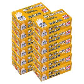 エステー化学 天然ゴム使いきり手袋(12箱)L【返品・交換・キャンセル不可】【イージャパンモール】