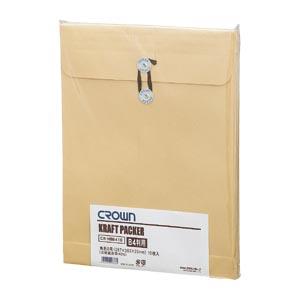 ★まとめ買い★クラウン PB保存袋 B4用 10枚入 ☆B CR-HBB410 ×25個【返品・交換・キャンセル不可】【イージャパンモール】