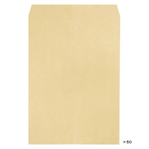 壽堂紙製品 クラフト封筒角A3 100g 希少 出荷 50枚 袋 交換 03851 返品 キャンセル不可 イージャパンモール
