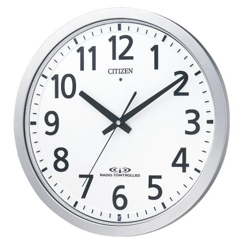 シチズン 電波掛時計 スペイシー M462 8MY462-019【返品・交換・キャンセル不可】【イージャパンモール】