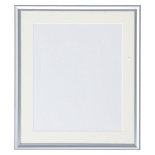 ★まとめ買い★クラウン アルミ写真額 シルバー CR-GA117A-AL ×10個【返品・交換・キャンセル不可】【イージャパンモール】