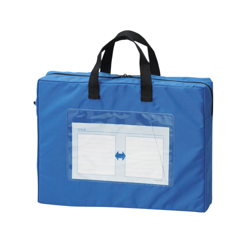 ★まとめ買い★クラウン メールバッグ ブルー CR-ME44-BL アオ ×30個【返品・交換・キャンセル不可】【イージャパンモール】