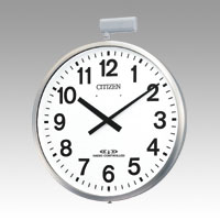 シチズン 電波掛時計パルウェーブM611B壁掛専用 4MY611-B19【返品・交換・キャンセル不可】【イージャパンモール】