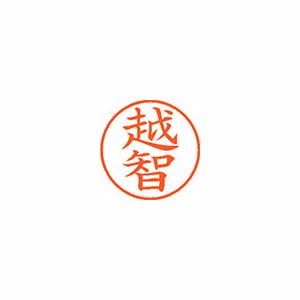 ★まとめ買い★シヤチハタ ネーム9 既製 2074 越智 XL-9 2074 オチ ×10個【返品・交換・キャンセル不可】【イージャパンモール】