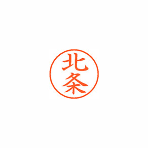 ★まとめ買い★シヤチハタ ネーム9 既製 1798 北条 XL-9 1798 ホウジヨウ ×10個【返品・交換・キャンセル不可】【イージャパンモール】