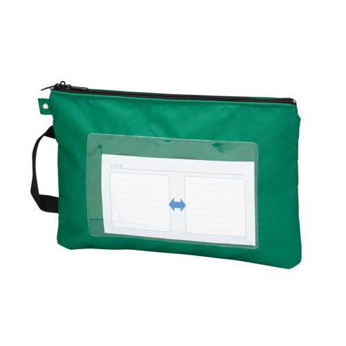 ★まとめ買い★クラウン メールバッグ グリーン CR-ME04-G ×30個【返品・交換・キャンセル不可】【イージャパンモール】