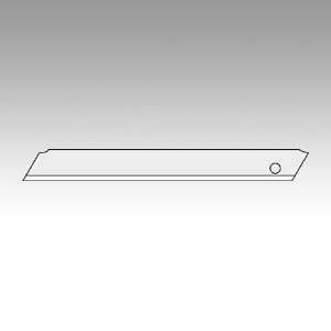 ★まとめ買い★オルファ オルファカッター 折れ線なし SB50K-OSN ×100個【返品・交換・キャンセル不可】【イージャパンモール】
