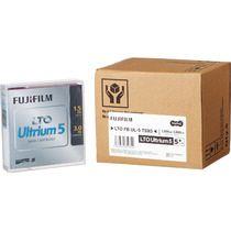 【送料無料】【法人(会社・企業)様限定】FUJIFILM 富士フイルム LTO Ultrium5 データカートリッジ 1.5TB/3.0TB 1パック(5巻)