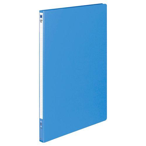 【キャッシュレス5%還元】コクヨ レバーファイル(MZ) B4タテ 100枚収容 背幅20mm 青 1セット(30冊)