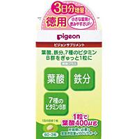 ピジョン 葉酸プラス 60粒(錠剤タイプ) ×20個【イージャパンモール】