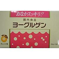 ケンビ ヨーグルゲン オレンジ味 (50g×10包入) ×30個【イージャパンモール】