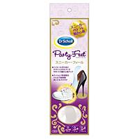 レキットベンキーザー・ジャパン Party Feet スニーカー・フィール (1足入) ×72個【イージャパンモール】
