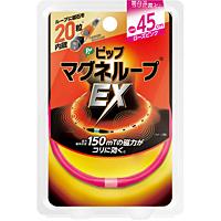 【キャッシュレス5%還元】ピップ ピップマグネループEX ローズピンク 45cm ×40個【イージャパンモール】