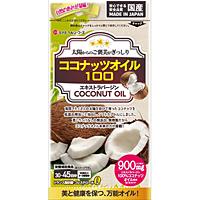 ミナミヘルシーフーズ ココナッツオイル100 90球 ×48個【イージャパンモール】